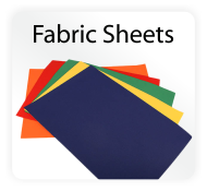 Blank Patch Fabric Sheets for Embroidery, Sublimation, & Screen Printing