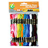 Super Sheen Cotton Embroidery Floss Pack by Iris - 36 Skeins