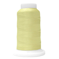 Beige UltraGlow Glow in the Dark Polyester Embroidery Thread 1100 Yard Cone