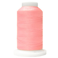 Pink UltraGlow Glow in the Dark Polyester Embroidery Thread 1100 Yard Cone