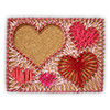 Pretty Twisted Happy Hearts String Art DIY Craft Kit