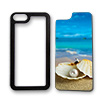 ChromaLuxe Plastic iPhone 5/5s Case w/ Insert - Sublimation Blank THUMBNAIL