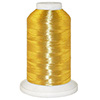 Gold Metallic # 14N Metallic Embroidery Thread 5500 Yard Cone