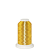 Gold Metallic # 14N Metallic Embroidery Thread 875 Yard Cone THUMBNAIL
