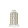 Silver Metallic # 14O Metallic Embroidery Thread 875 Yard Cone THUMBNAIL