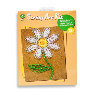 Darling Daisy String Art Kit by Iris MAIN