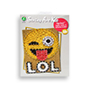 Edgy Emoji String Art Kit by Iris THUMBNAIL
