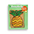 Playful Pineapple String Art Kit by Iris SWATCH