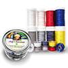 Judy's Essentials: 8 Snap Spools & Bobbins selected by Judy Hansen THUMBNAIL