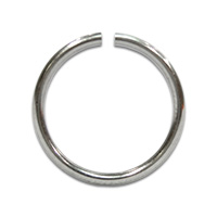 Stainless Steel Jump Ring 14mm x 1.2mm MAIN