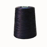 Iris Polyester Merrow Floss Blueberry # 8506