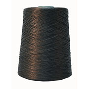 Iris Polyester Merrow Floss Charcoal # 8632