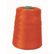 Iris Polyester Merrow Floss Orange # 8640