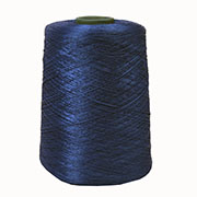 Iris Polyester Merrow Floss Rental Blue # 8038