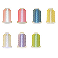 Baby Gift Palette - Polyester Embroidery Thread 5500 Yard Cones_MAIN