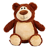"Cubbies ""Cubbyford"" Bear MAIN"