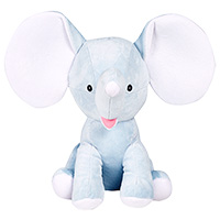 Cubbies Blue Dumble Elephant