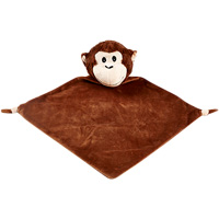 "Cubbies ""Huggles"" Monkey Snuggle Buddy"