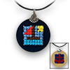 Pretty Twisted Nautical Cross Stitch Pendant DIY Craft Kit