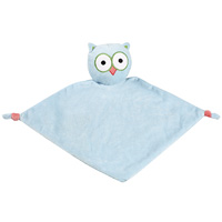 "Cubbies ""Hooty Loo"" Owl Snuggle Buddy"