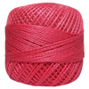 Pearl Cotton Thread Ball by Iris 83 Yd. Size 8 #171 Cherry