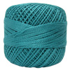 Pearl Cotton Thread Balls by Iris Size 8 - 83 yds Teal #259