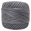 Pearl Cotton Thread Ball by Iris 83 Yd. Size 8 #266 Slate THUMBNAIL