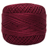 Pearl Cotton Thread Ball by Iris 83 Yd. Size 8 #270 Wine THUMBNAIL