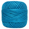 Pearl Cotton Thread Balls by Iris Size 8 - 83 yds Tropical Blue #484 THUMBNAIL