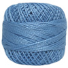 Pearl Cotton Thread Ball by Iris 83 Yd. Size 8 #492 Angelic Blue