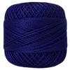 Pearl Cotton Thread Balls by Iris Size 8 - 83 yds Royal Blue #495 THUMBNAIL