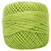 Pearl Cotton Thread Ball by Iris 83 Yd. Size 8 #521 Kiwi