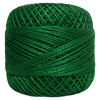 Pearl Cotton Thread Balls by Iris Size 8 - 83 yds Xmas Green #562