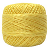 Pearl Cotton Thread Balls by Iris Size 8 - 83 yds Lemonade #661