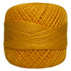 Pearl Cotton Thread Balls by Iris Size 8 - 83 yds Golden Nectar #676