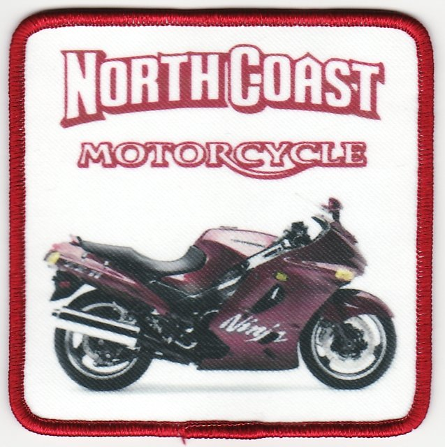 PrintMate™ Custom Sublimated Patches - 3 Inch Square MAIN