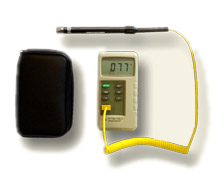 Geo Knight Digital Pyrometer & Surface Probe Kit