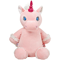 "Cubbies ""Starflower"" Pink Unicorn"