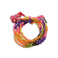 Pretty Twisted Punk Headphone Wrap DIY Craft Kit THUMBNAIL