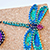 Pretty Twisted Dancing Dragonfly String Art DIY Kit SWATCH