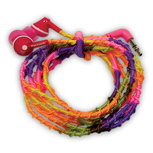 Pretty Twisted Punk Headphone Wrap DIY Craft Kit