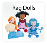 Cubbies Rag Dolls - Stuffed Doll Embroidery Blanks