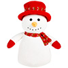 "Cubbies ""Mr. Frost"" Red Top Hat Snowman"