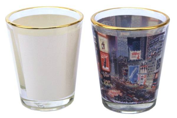1.5 oz. Shot Glass - Sublimation Blank THUMBNAIL