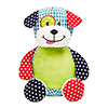 "Cubbies ""Barkley Bone"" Harlequin Dog"