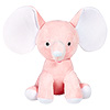 Cubbies Pink Dumble Elephant