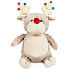 "Cubbies ""Baubles"" Grey Reindeer"