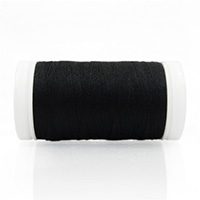 So-Rite Black All Purpose Sewing Thread by Iris