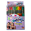 Tye Dye Craft Cord Friendship Bracelet & Craft Kit Value Pack by Iris THUMBNAIL