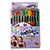 Tye Dye Craft Cord Friendship Bracelet & Craft Kit Value Pack by Iris Mini-Thumbnail